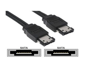Nano Cable de Datos Ext. eSATA 0.5m