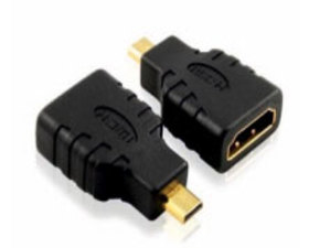Nano Cable Adaptador HDMI-MicroHDMI