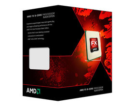 AMD FX8 8320 3.5Ghz Box AM3+