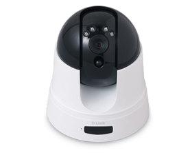 D-Link Camara PTZ Wireless N HD Dia/Noche H.246 IR MyDLink