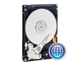 Western Digital 750GB 2.5'' SATA