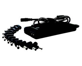 Coolbox AC Adaptador Universal Slim 90W para Portátil