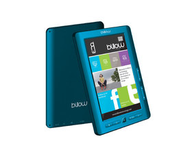 Billow eBook Color 7'' 4GB Azul