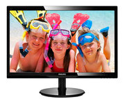 Philips 246V5LHAB 24'' LED Multimedia