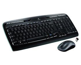 Logitech Combo MK330 Wireless