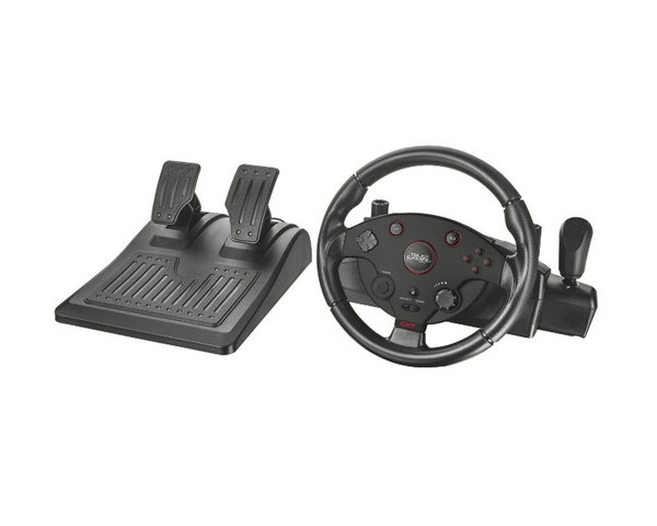 Volante Trust GXT288 Racing Wheel PC/PS3