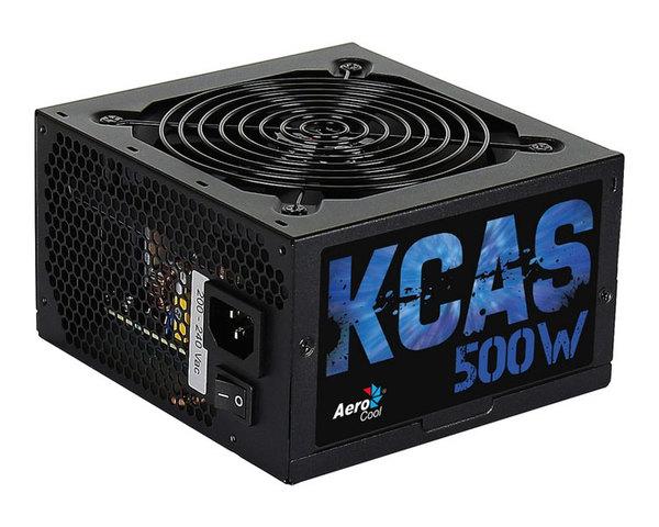 Fuente de alimentación Aerocool Kickass 500W
