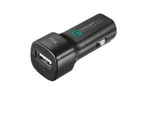 Urban Revolt Cargador USB Coche Ultra Rápido
