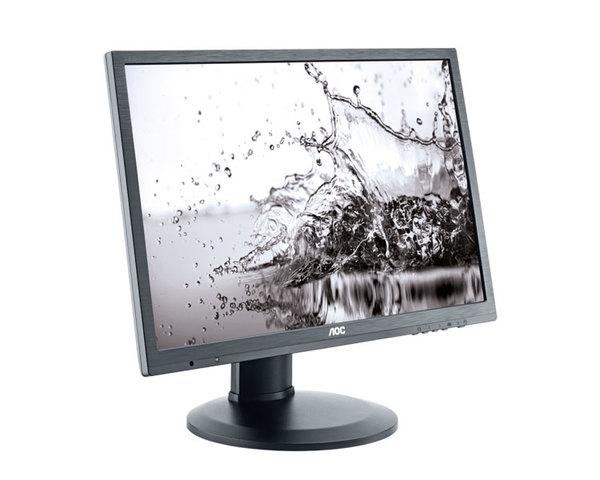 Monitor AOC E2460PDA 24'' FullHD Ajustable Altura