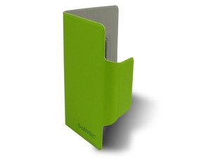Funda con Tapa Leotec 5.5'' Verde Universal
