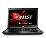 MSI GL62 6QF-1229XES i7-6700HQ/8GB/ 1TB+SSD256GB/ GTX960M/15.6''