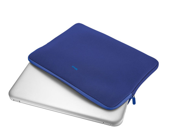Funda Trust Primo Soft Neopreno 15.6'' color Azul