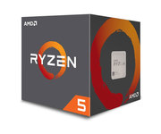 AMD Ryzen 5 1600X 3.6GHz Box AM4