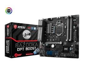 MSI B250M Bazooka OPT Boost