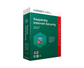 Kaspersky Internet Security Multidevice 2017 4 Lic.