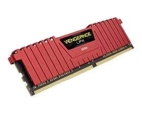 Corsair Vengeance LPX DDR4 4GB 2400MHz Red