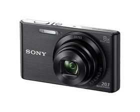 Sony CyberShot DSC-W830B Negro