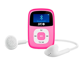 SPC FireFly MP3 Bluetooth 8GB Rosa