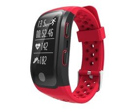 Leotec SmartBand Training Pro GPS Rojo
