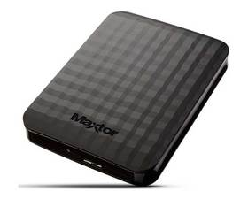 Maxtor M3 4TB USB3.0 2.5'' Negro