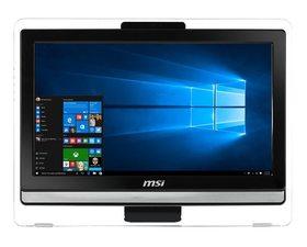 MSI AIO PRO 20E 4BW-204EU N3160/4GB/ 1TB/19.5''/Win10 Negro