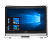 MSI AIO PRO 22ET 7M-099EU i3-7100/4GB/ 1TB/Win10/21.5'' Táctil Negro