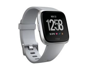 Fitbit Versa Smartwatch Gris/Plata
