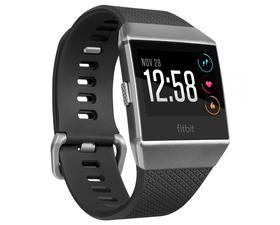 Fitbit Ionic Smartwatch Gris carbón/Gris basalto