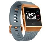 Fitbit Ionic Smartwatch Azul pizarra/Naranja fuego