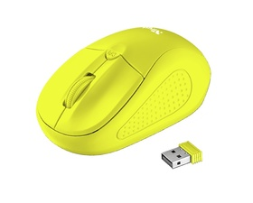 Trust Primo Wireless Amarillo Neon