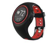 Billow XSG50 GPS Sport Negro/Rojo
