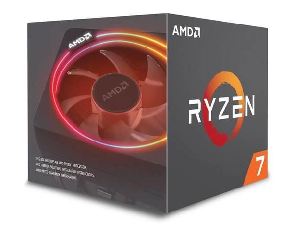 Procesador AMD Ryzen 7 2700X