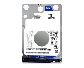 Western Digital 1TB 2.5'' Blue