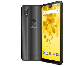 Wiko View 2 Go 6'' IPS 4G 16GB RAM 2GB Antracita