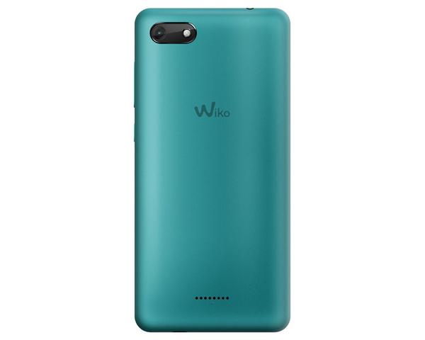 Telefono Wiko Harry 2 IPS 4G Turquesa