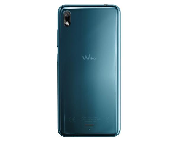 Telefono Wiko View 2 GO turquesa