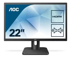 AOC 22E1D 21.5'' FullHD