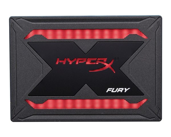 SSD Kingston HyperX Fury RGB 240GB