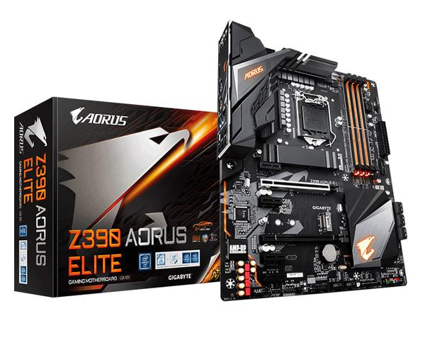 Placa base Gigabyte Z390 Aorus Elite