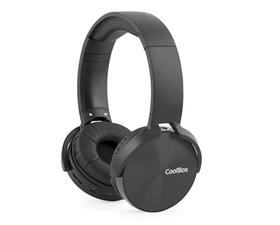 Coolbox CoolMetal Bluetooth Negro
