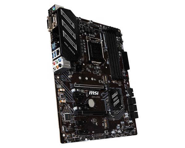 Conectores MSI Z390-A PRO