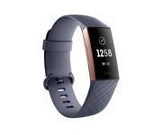 Fitbit Charge 3 Oro Rosa