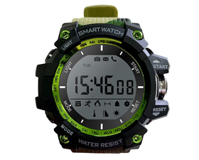 Leotec Smartwatch Mountain Camuflaje