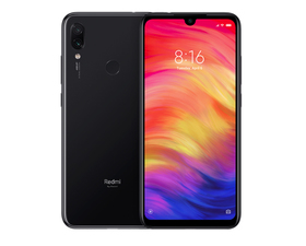 Xiaomi Redmi Note 7 (4+64GB) - Negro