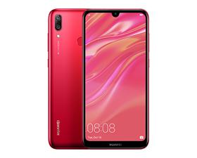 """Huawei Y7 2019 6.26"""" (32+3 Gb) Rojo"""