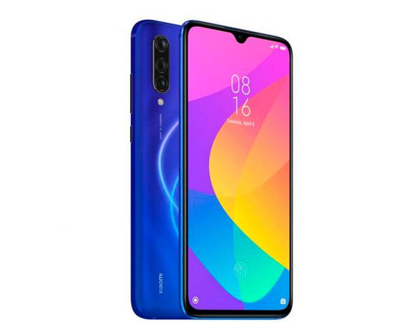 Smartphone Xiaomi MI 9 LITE  6/128GB Azul Boreal Libre