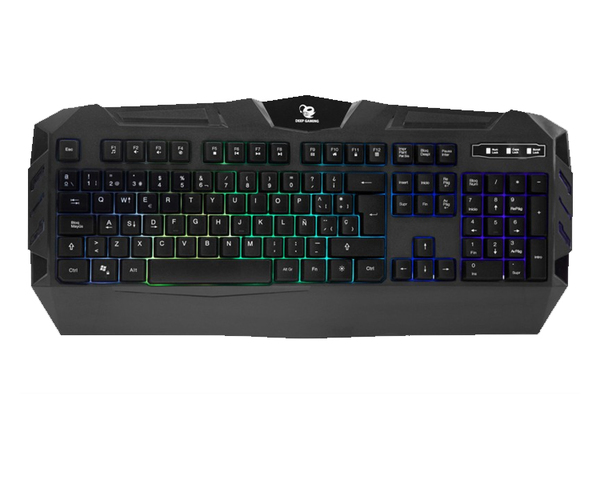Deepgaming Colorkey RGB Teclado Gaming RGB