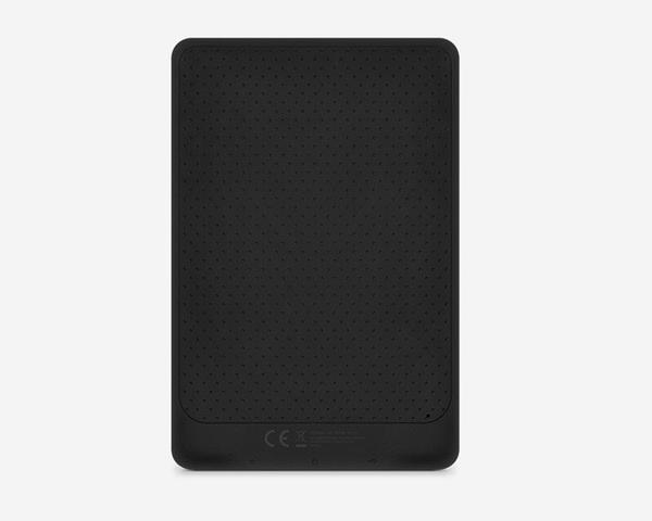 """SPC Dickens eReader 4GB 6"""" Negro"""