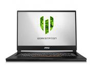 """MSI WS65 9TL-816ES Intel Core i7-9750H/ 32GB/ 1TB SSD/ RTX 4000/15.6"""""""