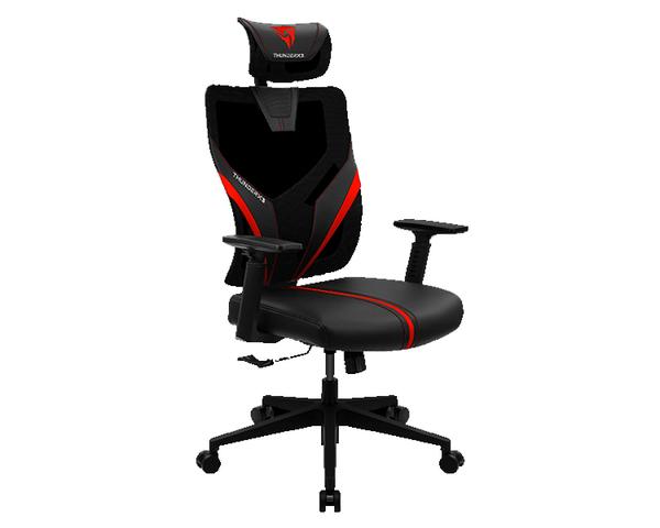 ThunderX3 Yama 1 Silla Gaming Negro/Rojo
